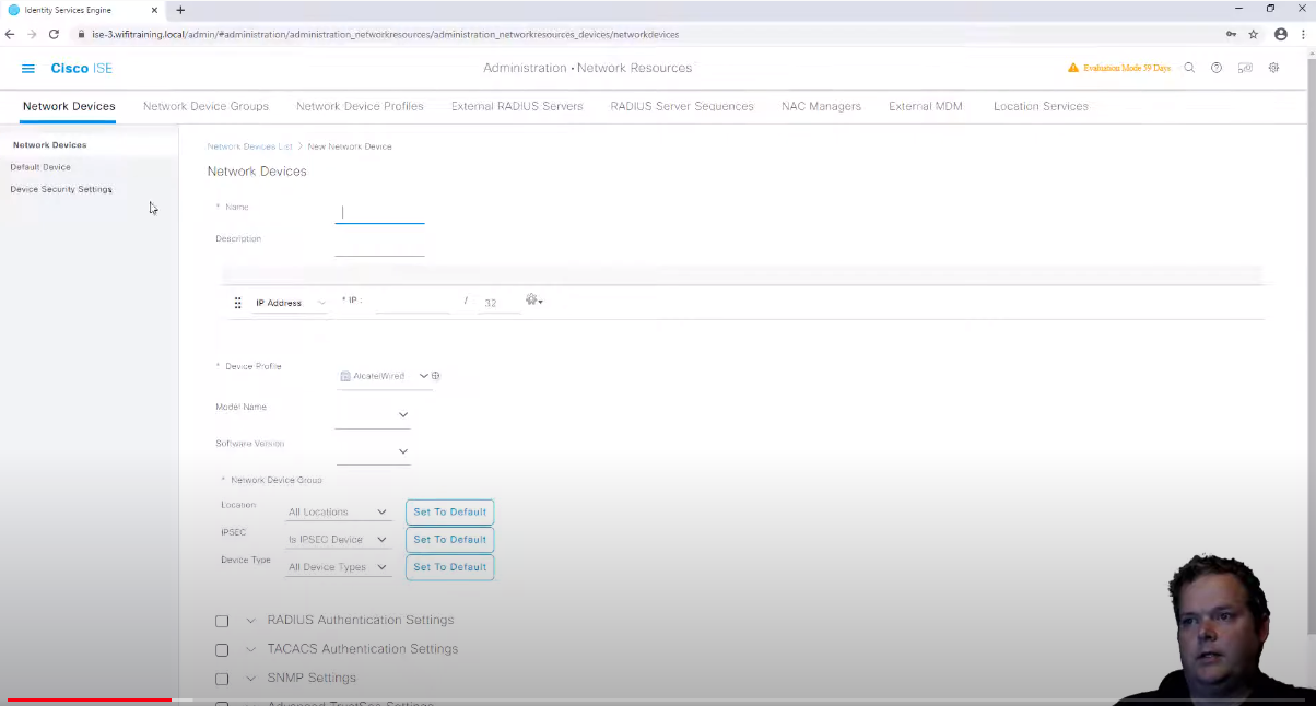 Showing off Cisco IBNSv2 in Cisco ISE Lessons – Wired